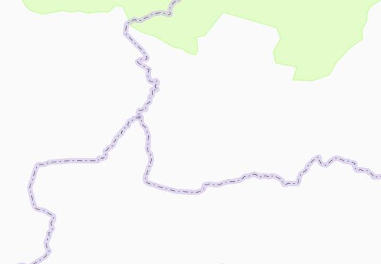 Kaart Plattegrond Bouka