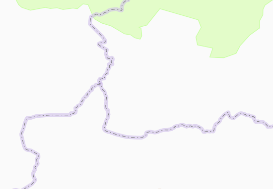 Mapa Plano Bouka