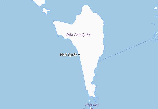 Phú Quốc Map