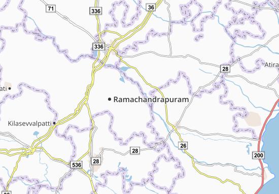 Mappe-Piantine Arimalam