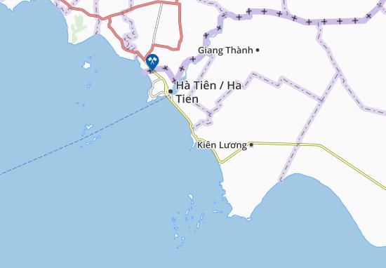 Mappe-Piantine Dương Hòa