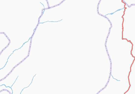Carte-Plan Koso Tig