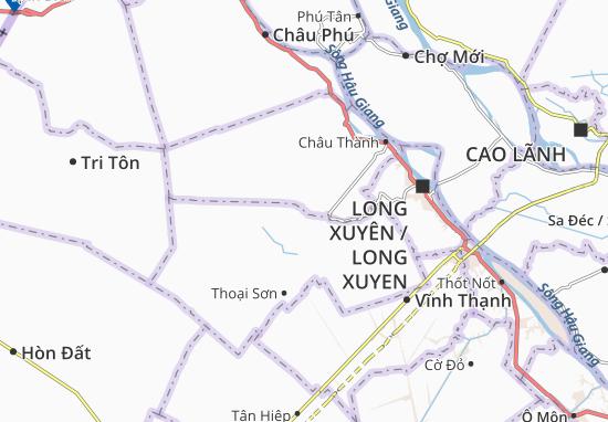 Vĩnh Phú Map