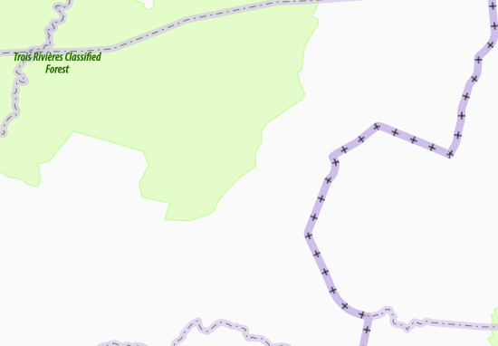 Mapa Plano Bessassi