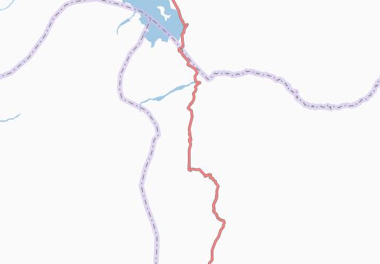 Carte-Plan Kara Kore