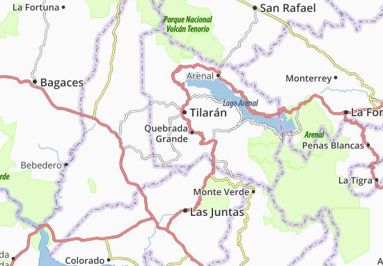 Mapas-Planos Quebrada Grande