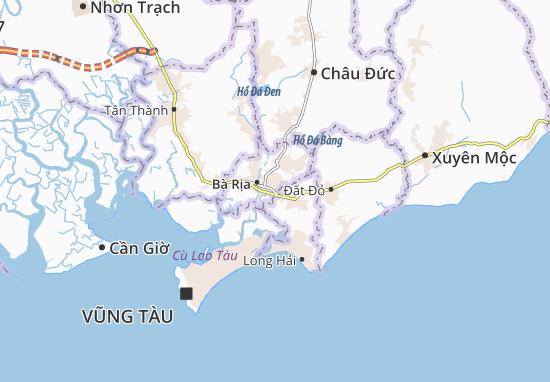 Mapas-Planos Long Toàn