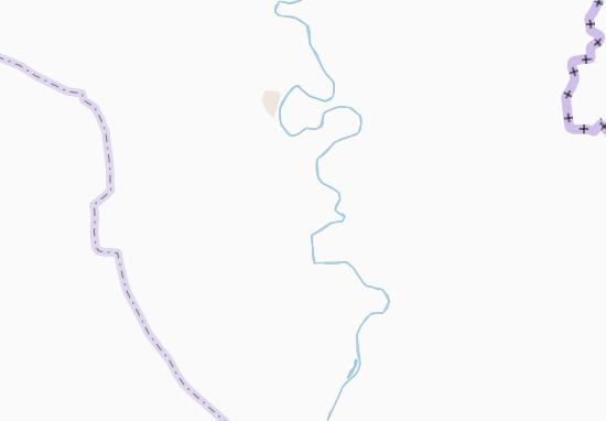 Mapas-Planos Kantoumanina