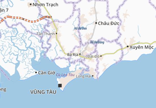 Mapas-Planos Long Hương