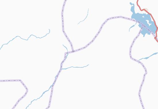 Carte-Plan Wombada