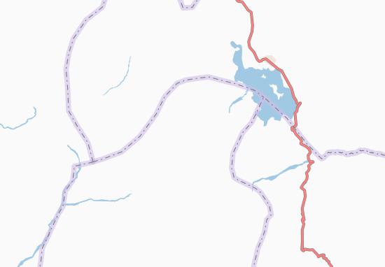Carte-Plan Gichuma