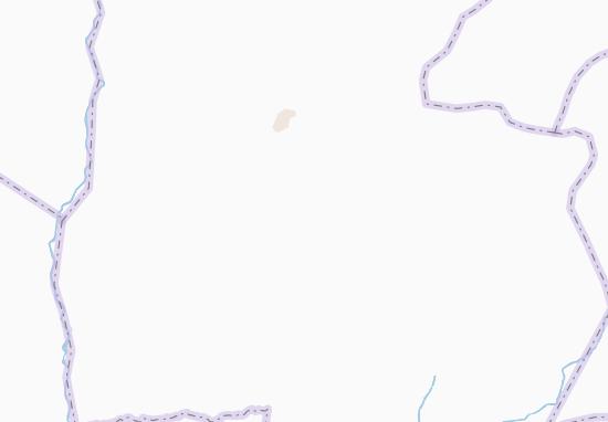 Carte-Plan Mekane Selam