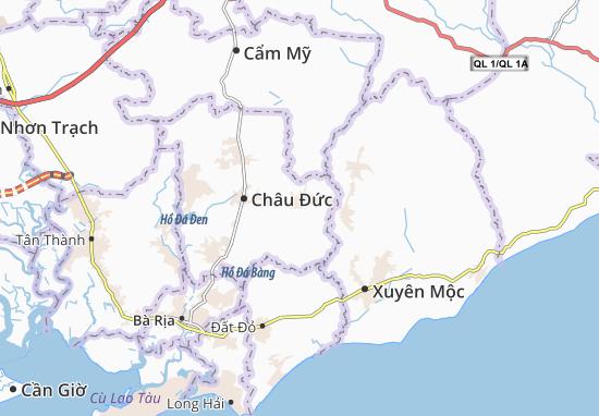 Xuân Sơn Map