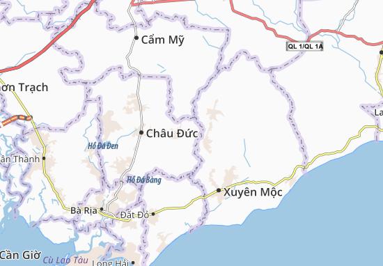 Mapas-Planos Sơn Bình