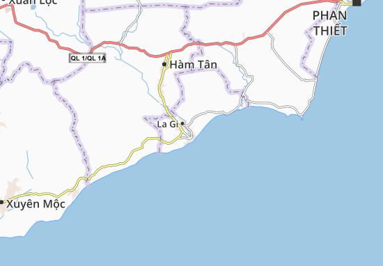 Carte-Plan Bình Tân