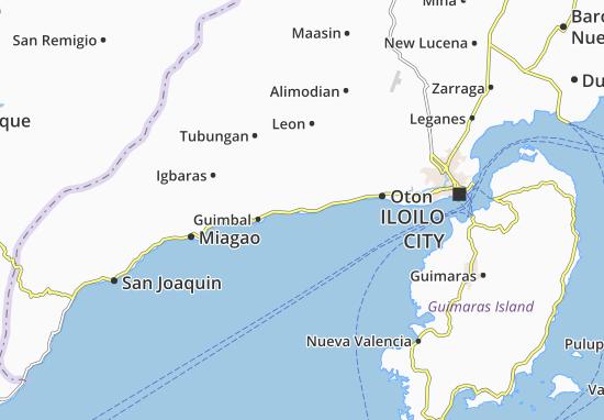 Mappe-Piantine Tigbauan