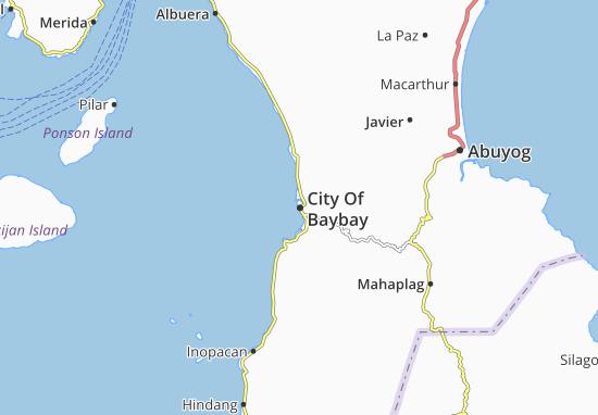 Mappe-Piantine City Of Baybay