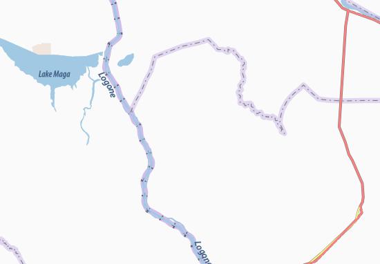 Carte-Plan Ourkila