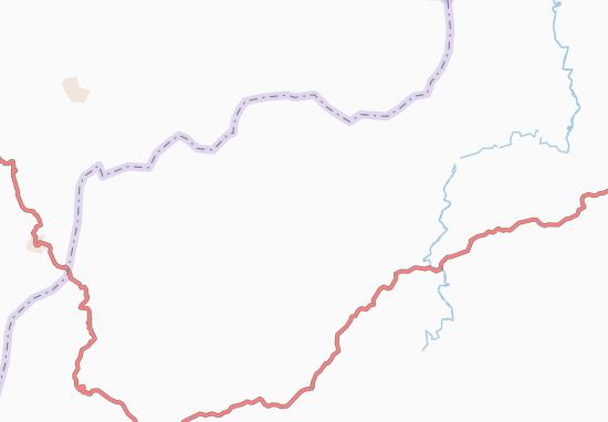 Carte-Plan Poukou