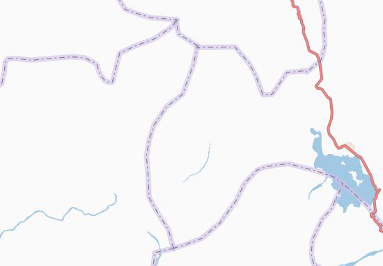 Carte-Plan Negesa