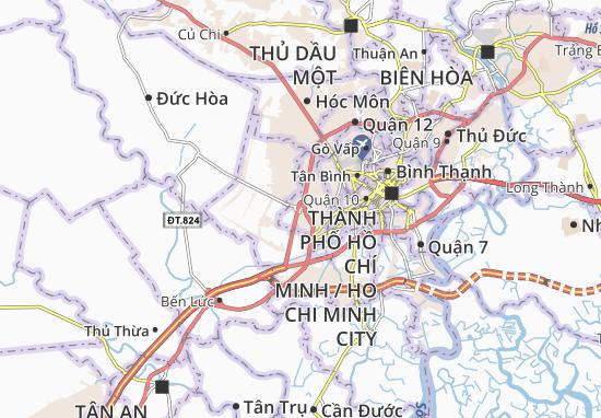 Tân Tạo A Map