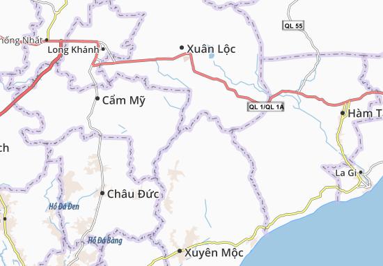Tân Lâm Map
