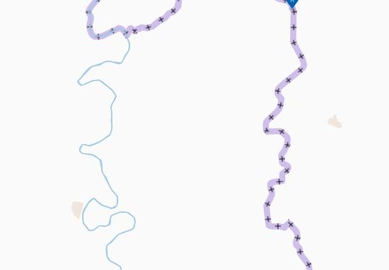 Mapa Plano Kimbakouna