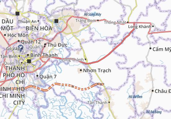 Mapas-Planos Long Thành