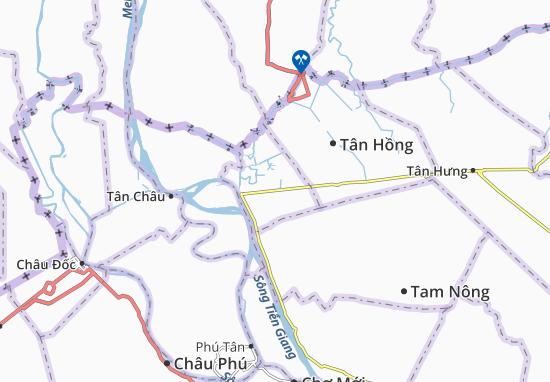An Bình B Map