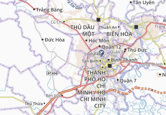 Vĩnh Lộc B Map