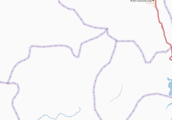 Carte-Plan Kubayo