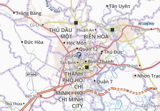 Gò Vấp Map