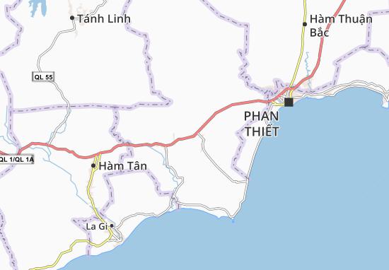 Carte-Plan Hàm Minh