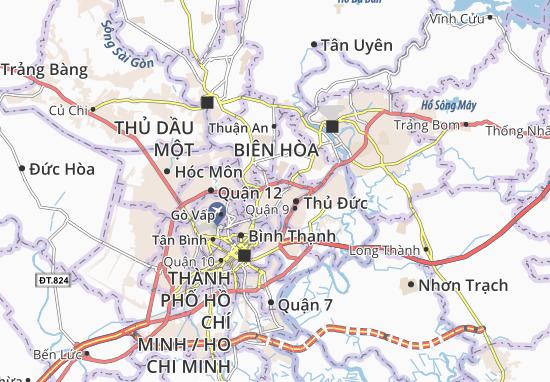 Tam Phú Map
