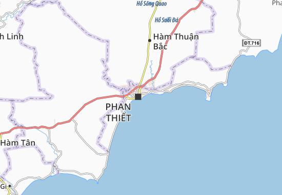 Hưng Long Map