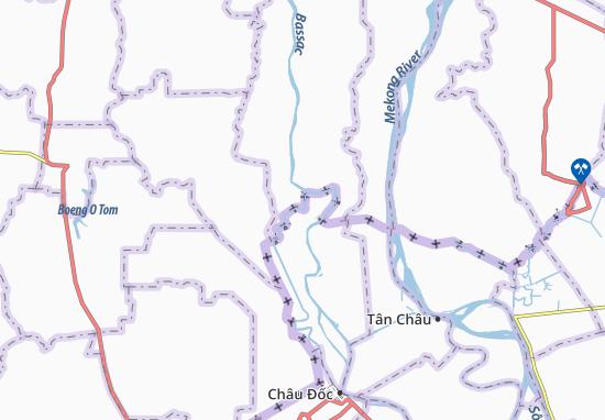 Khánh Bình Map