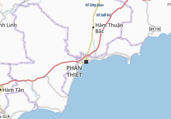 Carte-Plan Phú Trinh