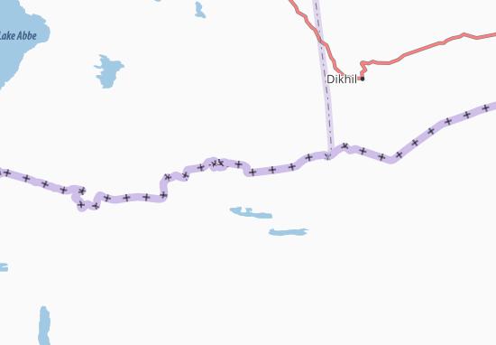 Mapa Plano Sankal