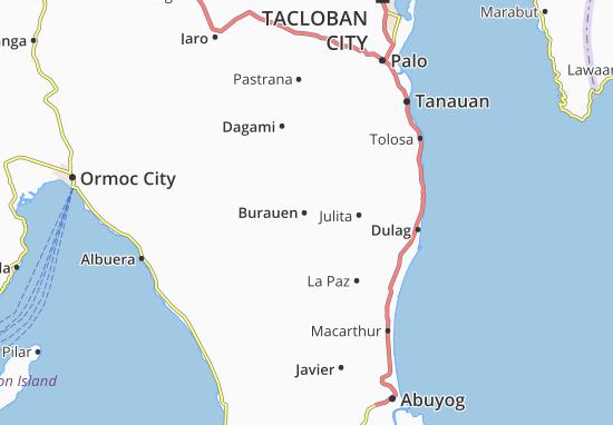 Mapas-Planos Burauen