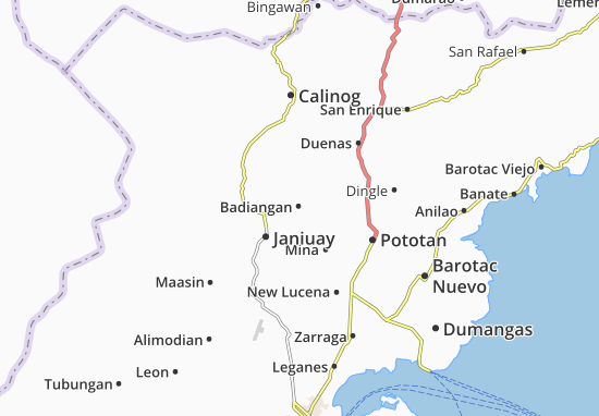 Mappe-Piantine Badiangan