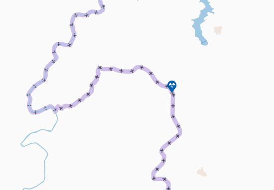 Mapa Plano Sorona