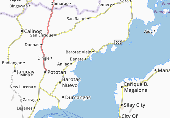 Mappe-Piantine Banate