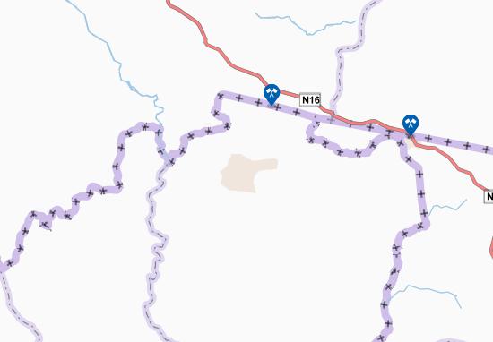 Bawku Map