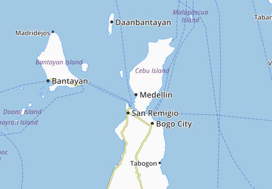 Mapas-Planos Medellin