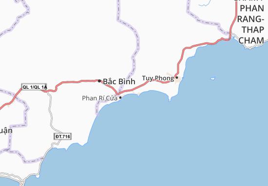 Carte-Plan Chí Công