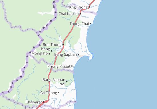 Mappe-Piantine Bang Saphan