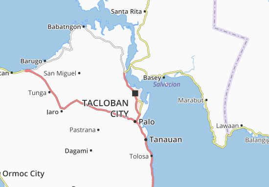 Tacloban City Map