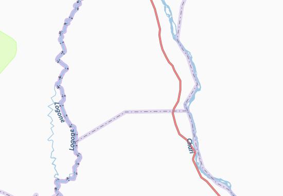 Carte-Plan Kaseri