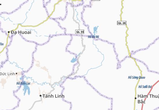 Đa Mi Map