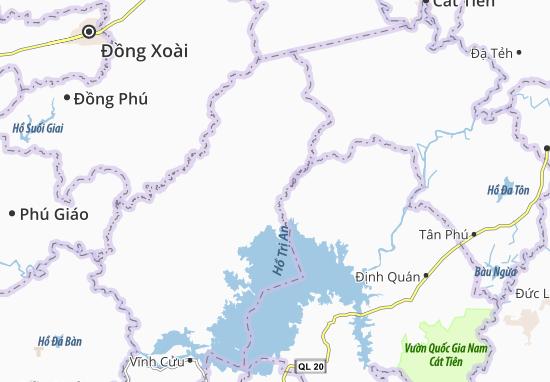 Phú Lý Map